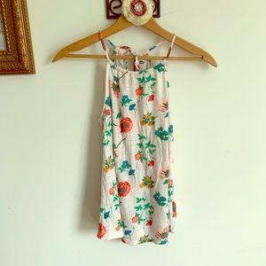 5/$15! Old navy floral top
